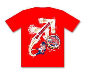 広島カープ優勝記念Tシャツ