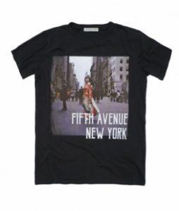黒柳徹子さんのTシャツ