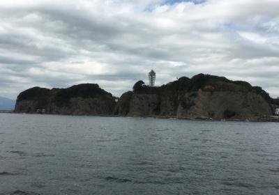江の島の裏側