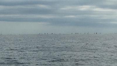 ヨットのレース