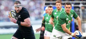 ラグビーW杯ニュージーランド対アイルランド